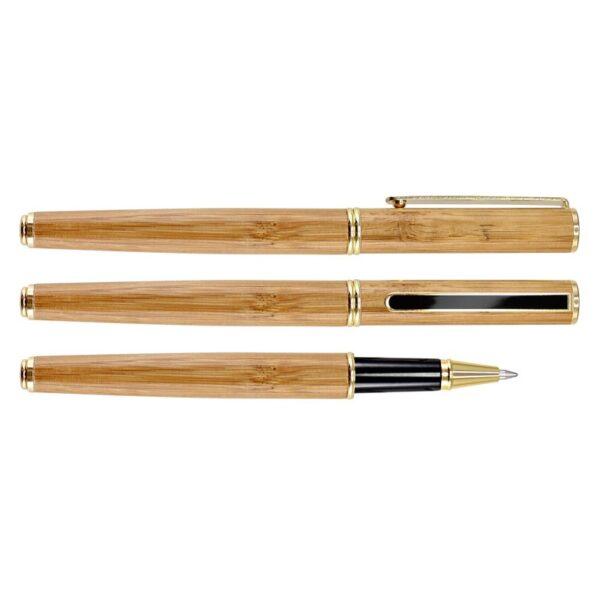Deluxe Roller Pen Bamboo 2