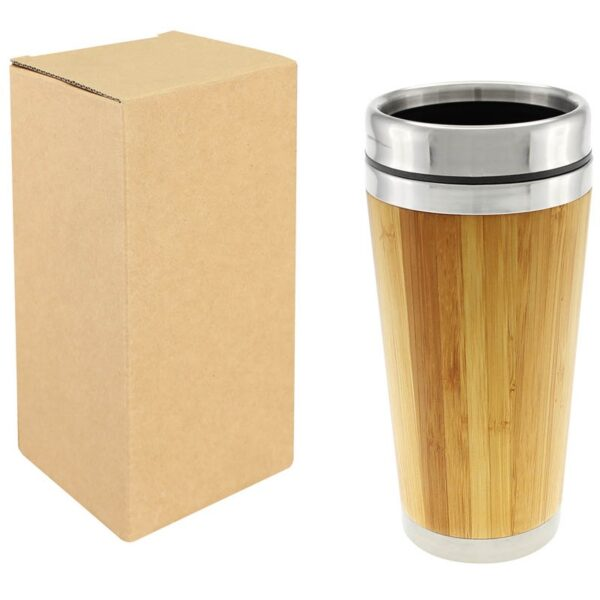 Mug de Bamboo 420cc 2