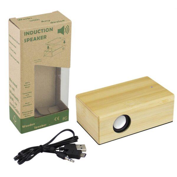 Parlante Inducción de Bamboo 5