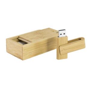 Pendrive 8GB de Bamboo