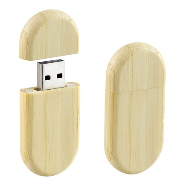 Pendrive 8GB de Bamboo 2