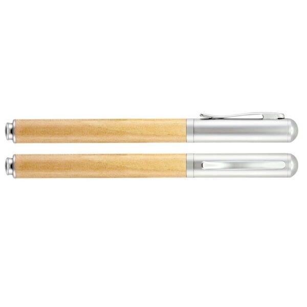 Roller Pen Bamboo Metal 2