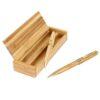 Set de Escritura de Bamboo