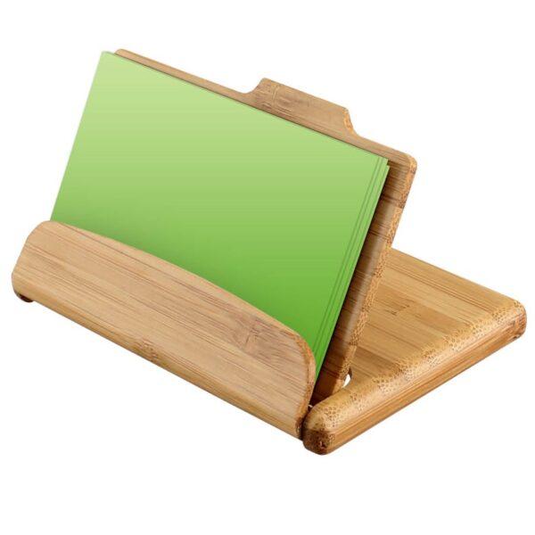 Tarjetero de Bamboo 2