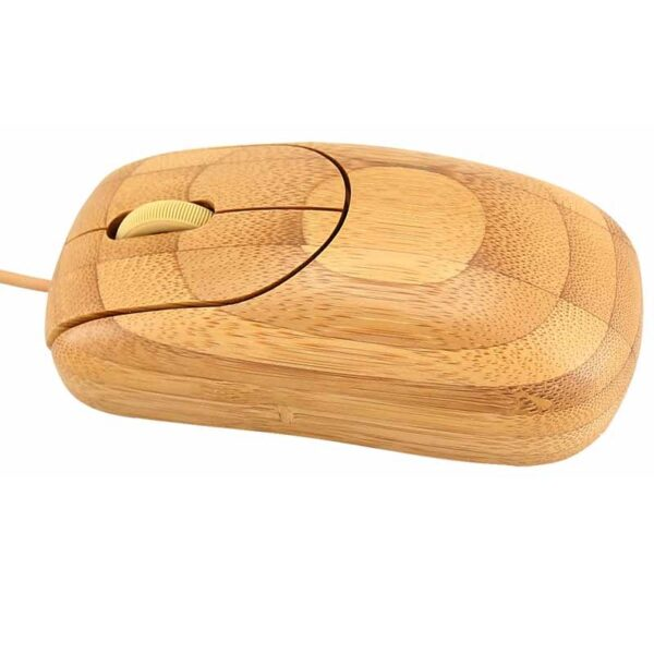 USB Mouse de Bamboo 2