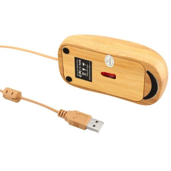 USB Mouse de Bamboo 3