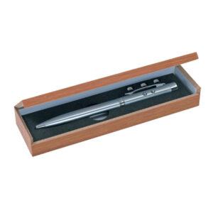 Bolígrafo Metálico 3 en 1