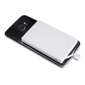 Cargador Power Bank Ventosas 2500mAh